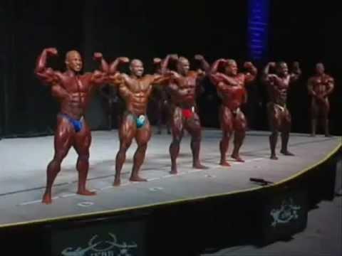 Рони Колеман олимпия 2006