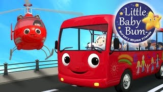 getlinkyoutube.com-Wheels On The Bus | Part 13 | Nursery Rhymes | By LittleBabyBum!