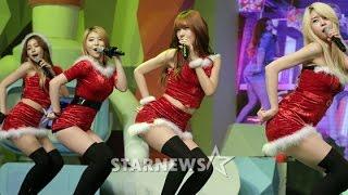 getlinkyoutube.com-★ '헬로 크리스마스' 헬로비너스 , '2014 SAF' 공연 하이라이트 ★