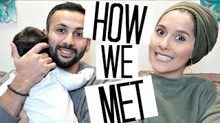 getlinkyoutube.com-HOW WE MET | OUR MARRIAGE STORY