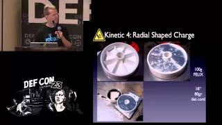 DEF CON 23 - Zoz - And That's How I Lost My Other Eye...Explorations in Data Destruction (Fixed)