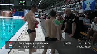 Men & Women Synchro 3m - Senet Diving Cup 2018