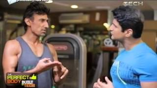 getlinkyoutube.com-Ndtv -The Perfect Body with fitness guru Rahul Dev