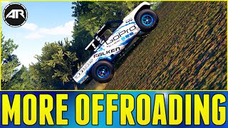 getlinkyoutube.com-Forza Horizon 2 : MORE OFFROADING!!! (Out Of Map Glitch)