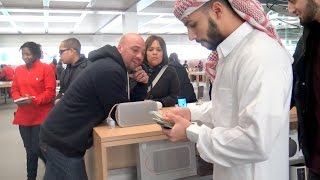 getlinkyoutube.com-ARAB GUY BUYS EVERYONE AN iPHONE 6S!!!