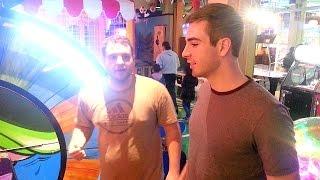 Arcade Showdown!  Legion vs. KYR SP33DY!