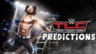 getlinkyoutube.com-WWE TLC 2016 PREDICTIONS!