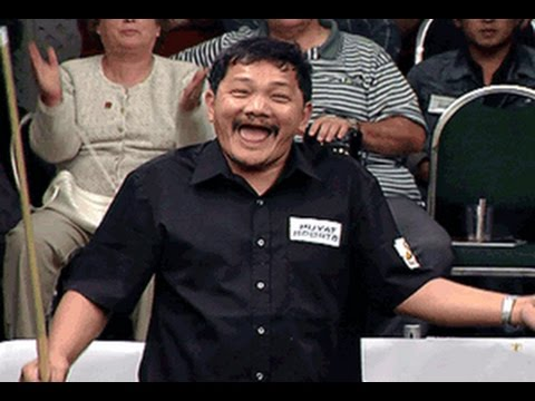 """EFREN REYES - """"The Magician"""" Featured in the upcoming documentary FROM HUSTLER TO CHAMPION"""
