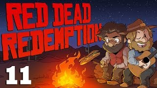 getlinkyoutube.com-Red Dead Redemption #11 - An Accidental Outlaw