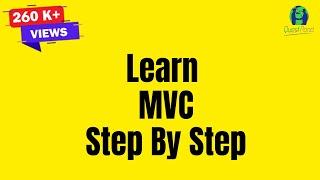 Learn ASP.NET MVC Step by Step