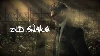 Metal Gear Solid - OLD SNAKE Tribute