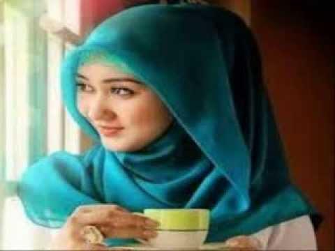 kerudung segi empat || tutorial hijab cantik Terbaru
