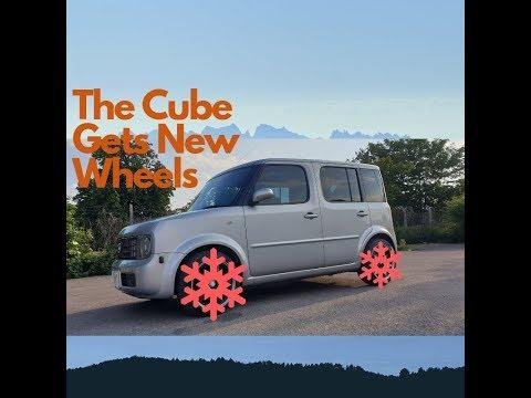 Где фильтр кондиционера в Nissan Cube