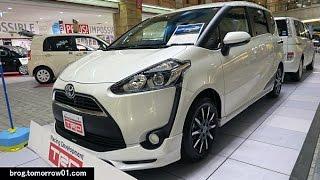 getlinkyoutube.com-Toyota Sienta TRD : White