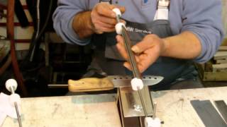 getlinkyoutube.com-Ostrilica za nozeve (knife sharpener) - PREZENTACIJA