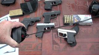 getlinkyoutube.com-Micro Desert Eagle .380 ACP Pocket Pistol