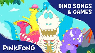 getlinkyoutube.com-T-Rex,Pachycephalosaurus,Triceratops SPECIAL | Dinosaur Songs & Games | PINKFONG Songs for Children