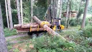 getlinkyoutube.com-Kinetic 8x8 beim Holzladen