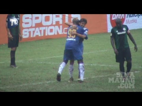 Highlight Persib VS Persiwa LSI 2013 (4-2)