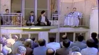 getlinkyoutube.com-Mosavi= حمایت قاطع امام راحل از میرحسین موسوی
