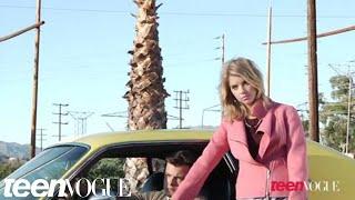 Ashley Benson ~ Teen Vogue April 2012
