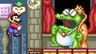 getlinkyoutube.com-Super Mario Advance - All Bosses