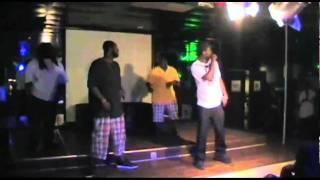 Gutta Slimm at Club ThrowBacks