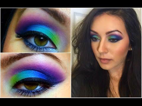 Maquillaje Colorido (Peticion)