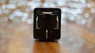 getlinkyoutube.com-Установка дополнительного реле стартера на Ваз 2112