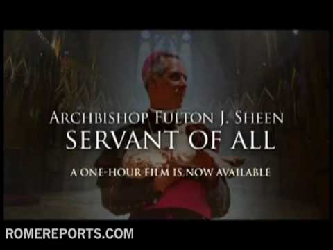 Documentary on Archbishop Fulton Sheen comes to the silver screen