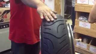 getlinkyoutube.com-Stretching Tire on a Honda Ruckus Fatty Wheel