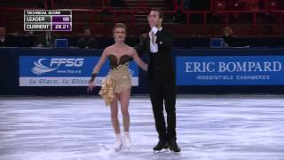 getlinkyoutube.com-2013 TEB Gabriella PAPADAKIS / Guillaume CIZERON SD