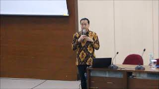 Kuliah Umum: History and Development of Southeast Asian Arts And Culture