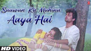 getlinkyoutube.com-Saawan Ka Mahina Aaya Hai [Full Song] Aayee Milan Ki Raat