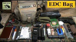 getlinkyoutube.com-EDC Bag for Everyday & Survival