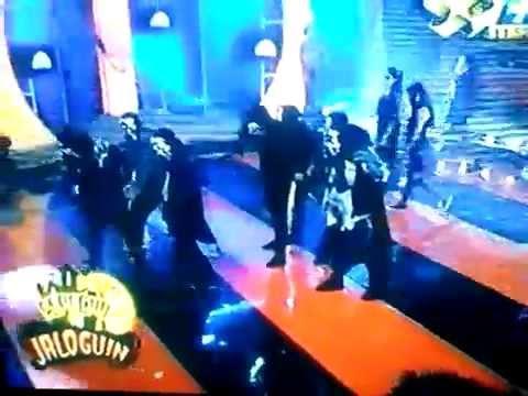 !! Ana Celia con Destardes en Jaloguin !!  Multimedios Television  30 de Octubre 2014
