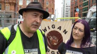 Peterloo Massacre Picnic - Manchester Headline News