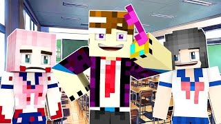 getlinkyoutube.com-Yandere High School - BECOMING A SENPAI! (Minecraft Roleplay!) #1 SEASON 2