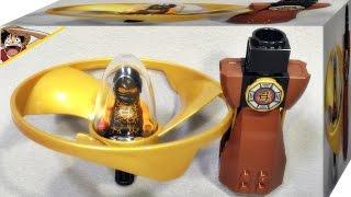 getlinkyoutube.com-레고 닌자고 에어짓주 콜 70741 피규어를 하늘에 날리는 헬리콥터 장난감 조립 리뷰 Lego ninjago Airjitzu Cole Flyer
