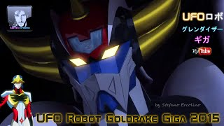 getlinkyoutube.com-UFO ROBOT GOLDRAKE GIGA - Trailer Remix (2015) HD