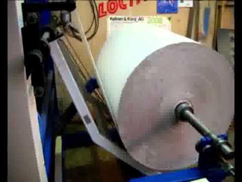 masina za flekso stampu toalet papira