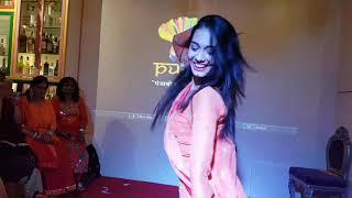 DIVYA AGARWAL | DANCE | PRE KARWACHAUTH
