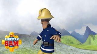 getlinkyoutube.com-Fireman Sam Official: Nipper's Driving The Pontypandy Flyer!