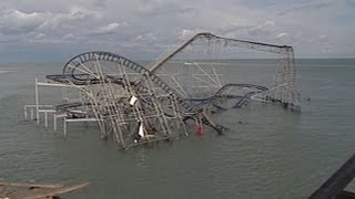 getlinkyoutube.com-Vanishing America: Jersey Shore Boardwalks Washed Away