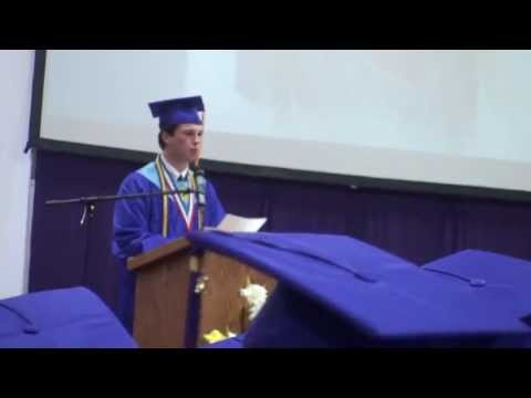 Lancaster Catholic High School's 2013 commencement ceremony