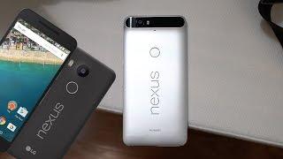 getlinkyoutube.com-Nexus 6P vs 5X: 10 Things Before Buying!