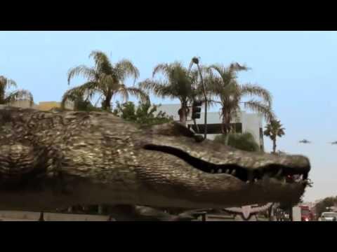 Mega Shark Vs. Crocosaurius (Christopher Ray, EEUU, 2010)