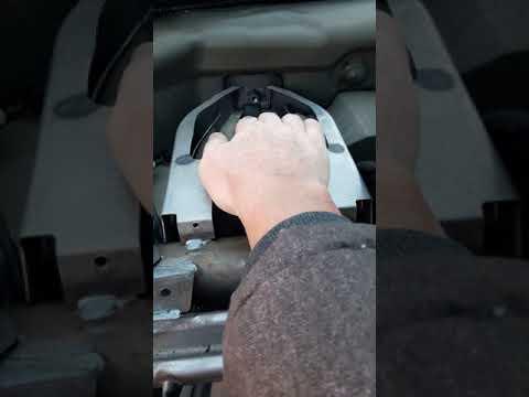 Ситроен с5 как снять торпеды (переднею панель приборов)