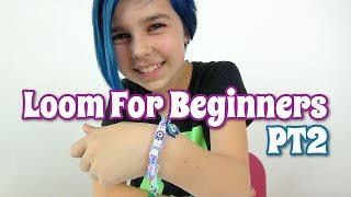 getlinkyoutube.com-Rainbow Loom - My Little Pony - Tutorial For Beginners - Beads and Charms