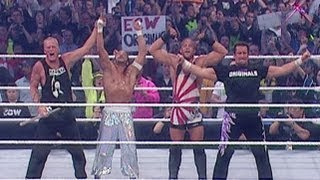 getlinkyoutube.com-ECW Originals vs. The New Breed: WrestleMania 23